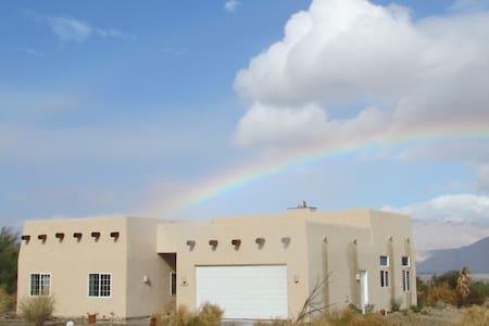 Anza Borrego Springs desert quiet serenity getaway - Borrego Springs - House