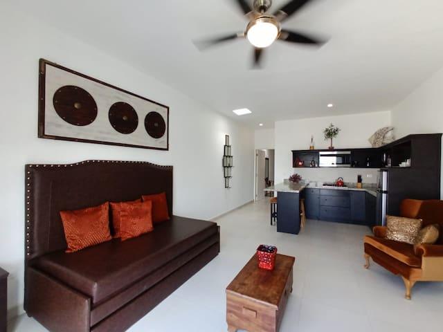 Jr Suite at Playa Arcangel VI