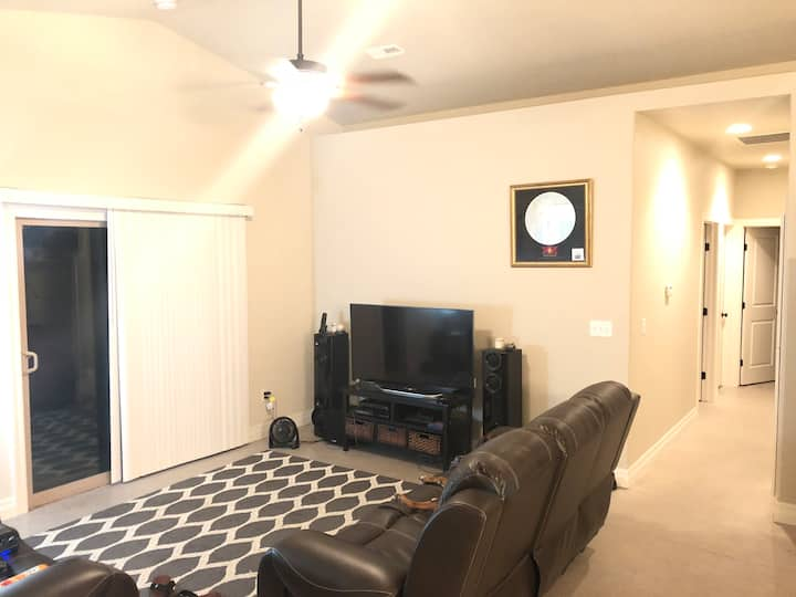 New townhome