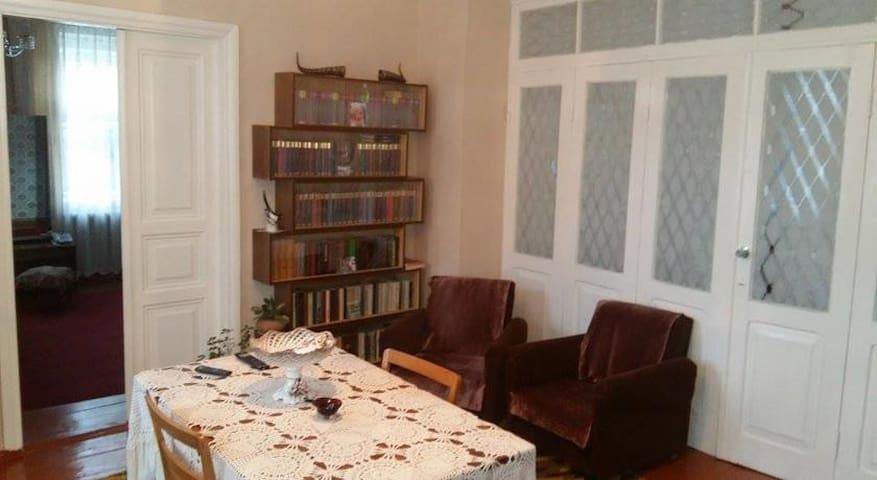 Khato Gomiashvili's GuestHouse - Stepantsminda - House