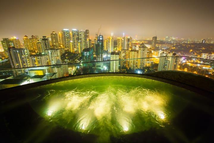 VERVE Suites - Deluxe Suite #2 - Kuala Lumpur - Apartment