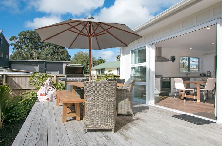 The Waihi Beach House