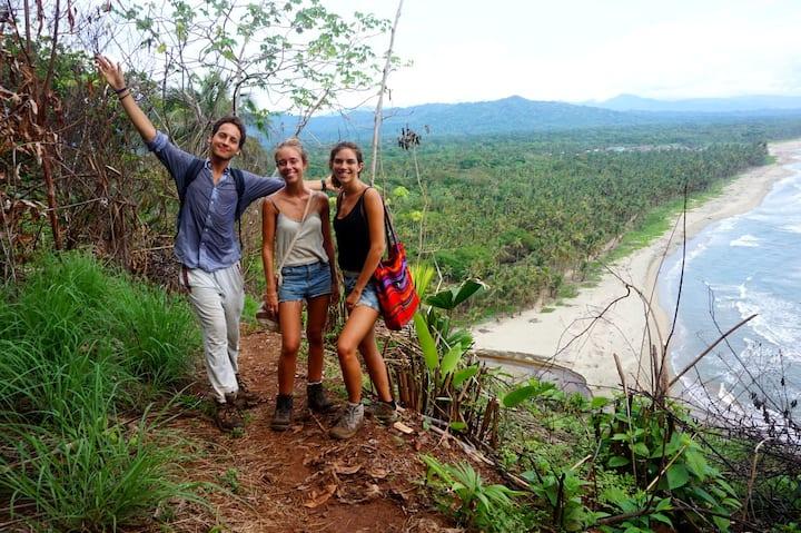 Excursiones Capurganá Colombia a San Blas Panamá.