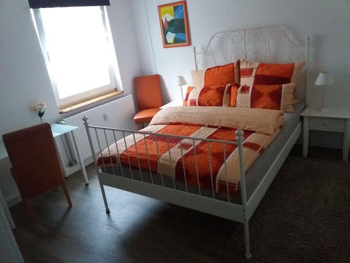 Zimmer, Unterkunft im Ferienhaus -Zimmervermietung