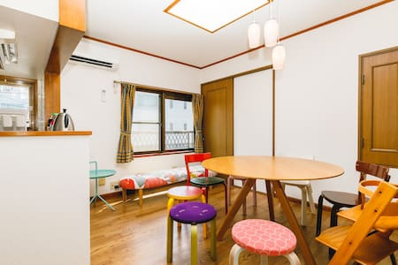 Thank you Hippopotamus 2 -private house NIKAI-