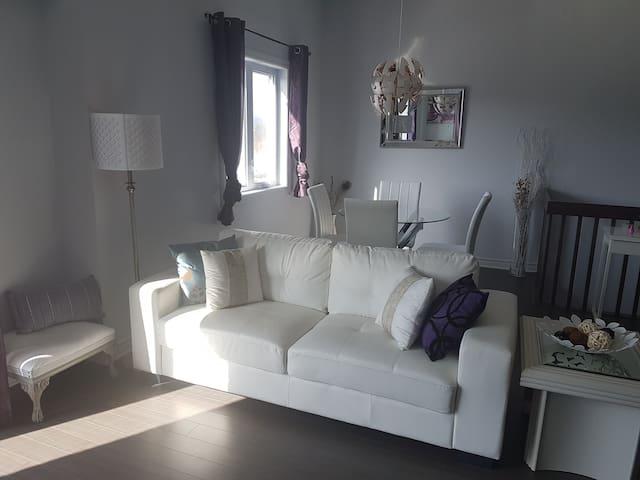 Elegant, Modern and Cozy Condo close to Ottawa. - Gatineau - Appartement