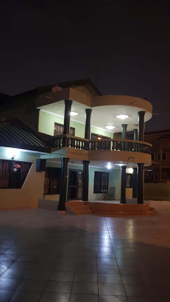 Ground Floor Mansion in Prestigious East Legon