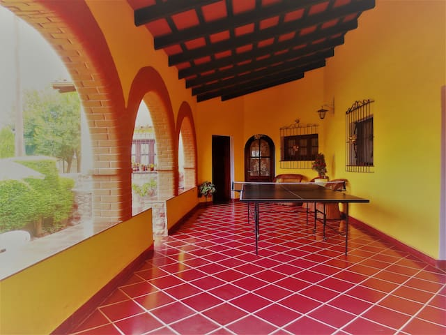 Comfortable house in Campo Quijano