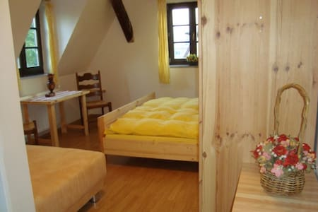 cosy rooms in Novy Bor - Nový Bor - Bed & Breakfast