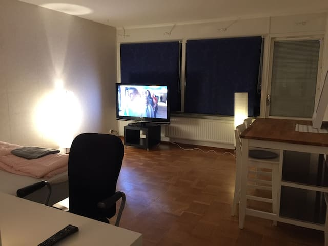 Big room near to metro station. - Estocolm - Pis