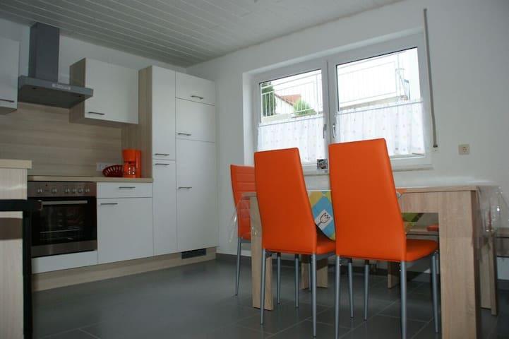 Ferienwohnung Dorfblick - Burladingen - Apartamento
