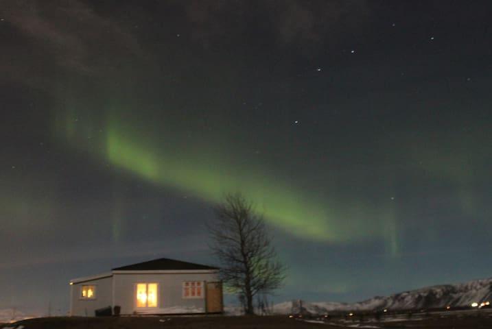 Gamla Húsið - The Old Farm-House