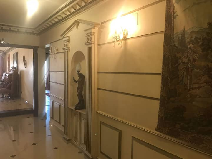 Excellent fully furnished apartment in Heliopolis