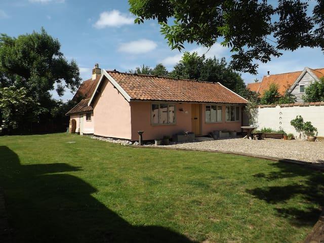The Old Dairy, a rural Norfolk hideaway