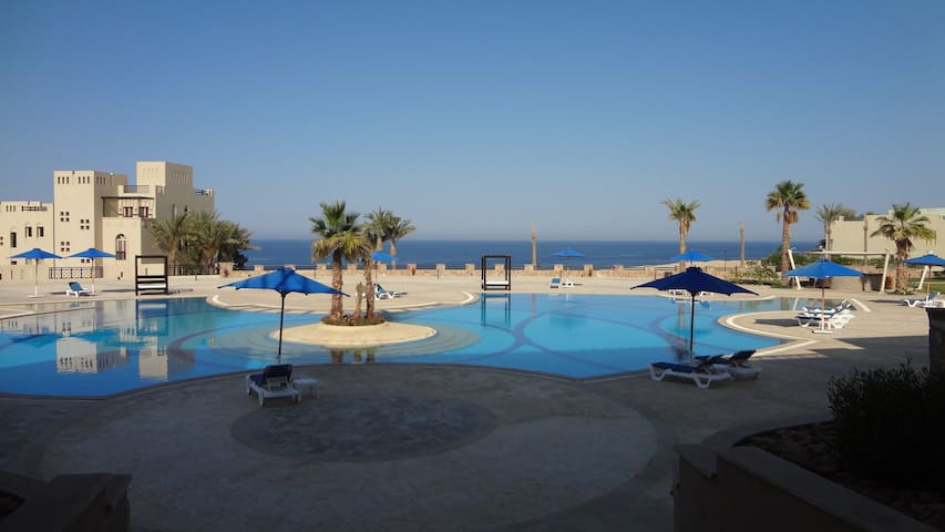 3 bedroom apartment in Sahl Hasheesh, Egypt - Red Sea Governorate - Διαμέρισμα