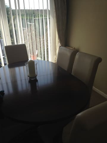 Use of dining room