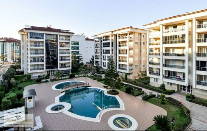 Luxury residence Alanya Kestel
