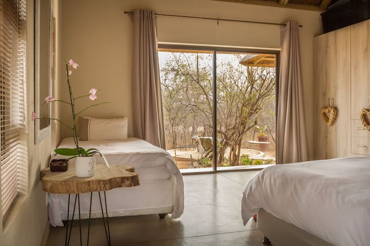 Bush Baby Haven R2 Private Ensuite | Self Catering