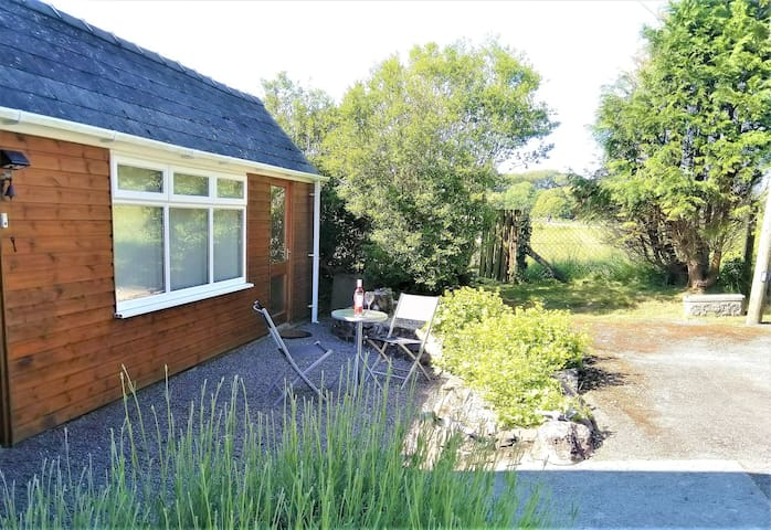 Secluded countryside annex (Near Milford Haven)