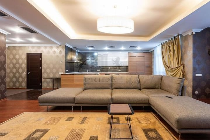 Comfortable apartment for you and your family