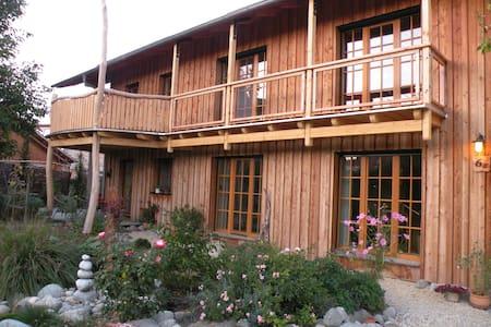 Großes Zimmer mit schöner Aussicht - Altusried