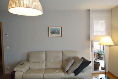 Habitación cómoda, Piso tranquilo - Flat