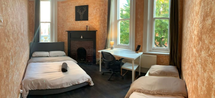 **Brilliant Location** Cosy room in Oxford Circus