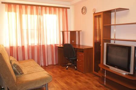 Однокомнатная квартира на Ташкентской