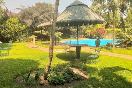 Exotic retreat & homely experience with nature