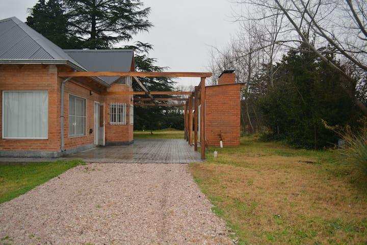 Casa Sierra de la ventana. Provincia de BsAs.