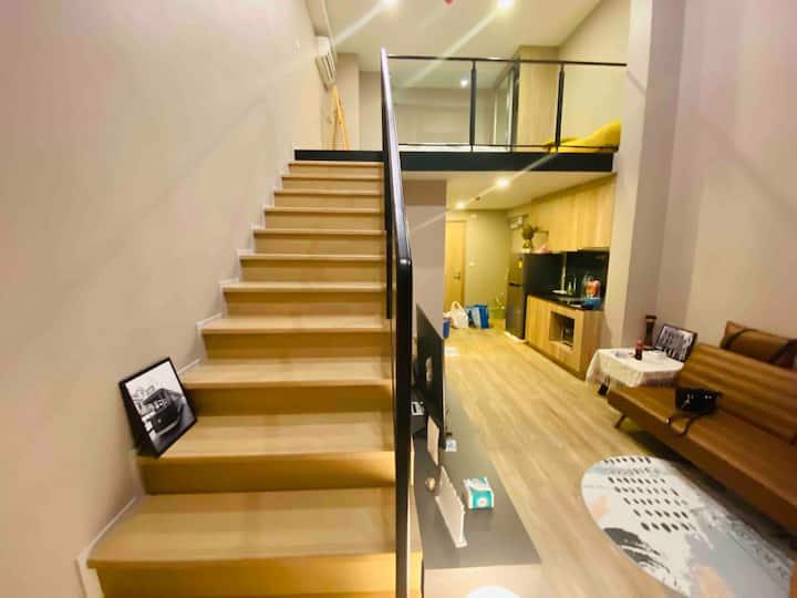 花逢Hua Feng JAN.19/ Bangkok city loft/For2-4people