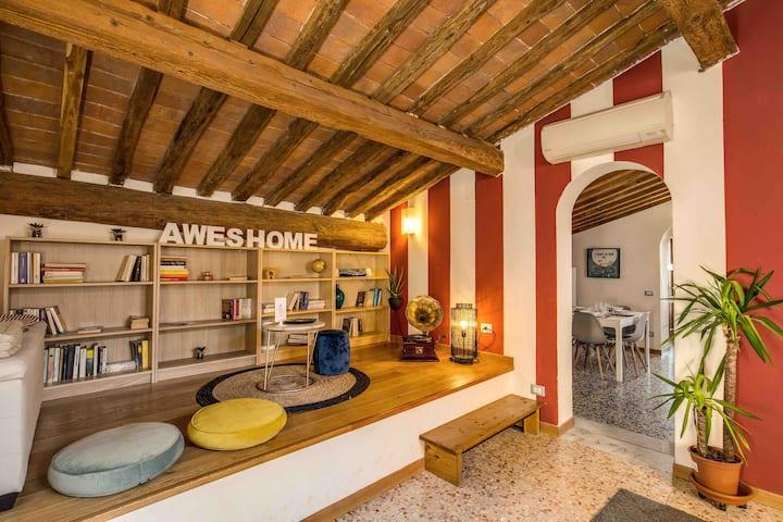 AwesHome - Lungarno Bellavista Penthouse