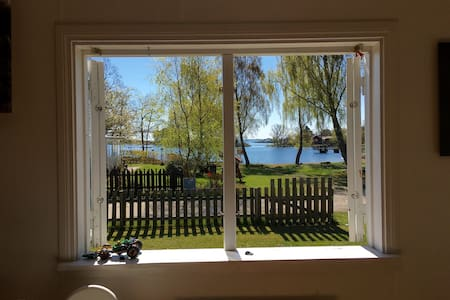 By the beach cottage - Torsås - บ้าน