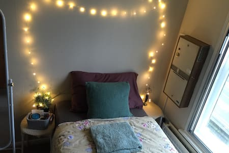 Cozy bed for female travellers - Kingston upon Thames - Apartment