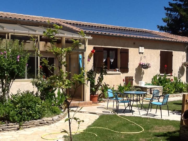 Villa en Provence Vaison la romaine proche Ventoux