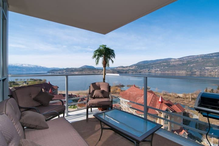 #1607 Kelowna's Skye Tower Stunning 16th Floor Lakeviews