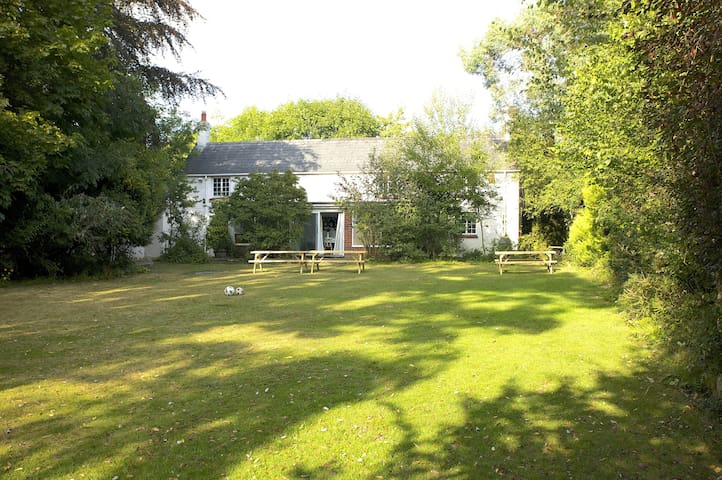 Sleeps 20 - The Big Old Cottage in the New Forest - Brockenhurst - Dom