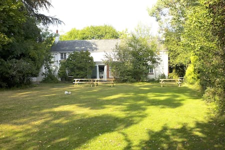 Sleeps 20 - The Big Old Cottage in the New Forest - Casa