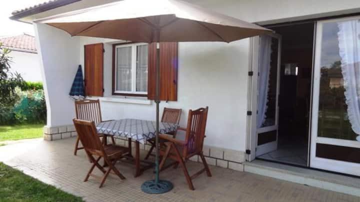 Maison mitoyenne Vieux Boucau plage