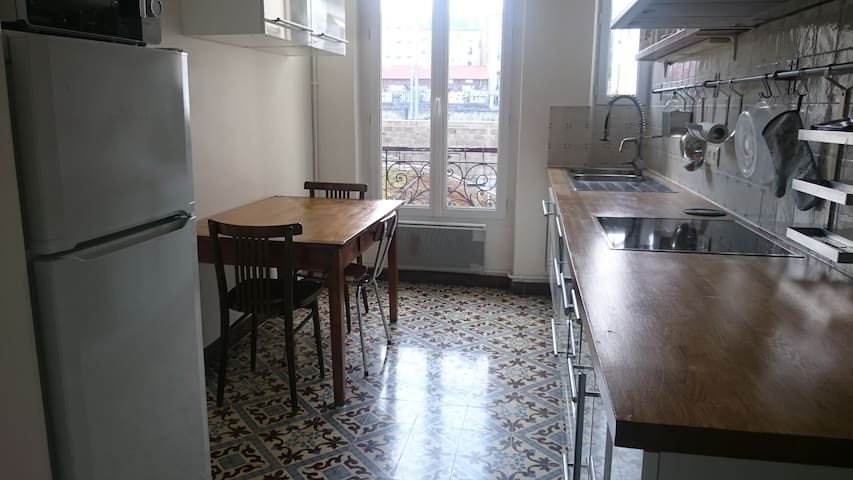 Nice traditional flat in 18th area