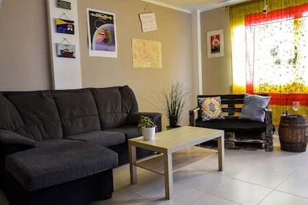 Bed in shared room & good vibes only !! - Corralejo - Bed & Breakfast