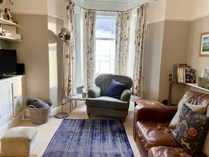 Stylish, comfy, Devon staycation! 2 double rooms +