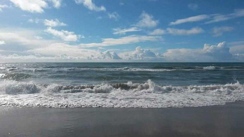 Our lovely beach