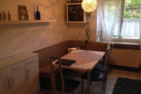 Helle, ruhige 2 Zimmer Wohnung München Laim - Apartament