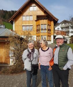 Grosse Ferienwohnung in St. Peterzell