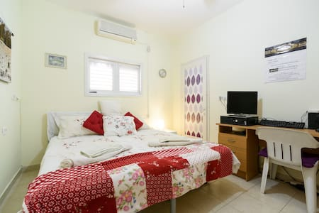 Lovely Cosy Apartment near Beach & Sea Promenade - Netanya - Appartement