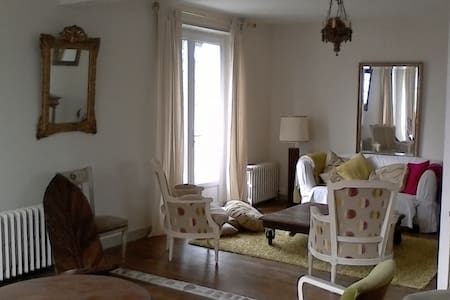 Chambre mezzanine - Bed & Breakfast
