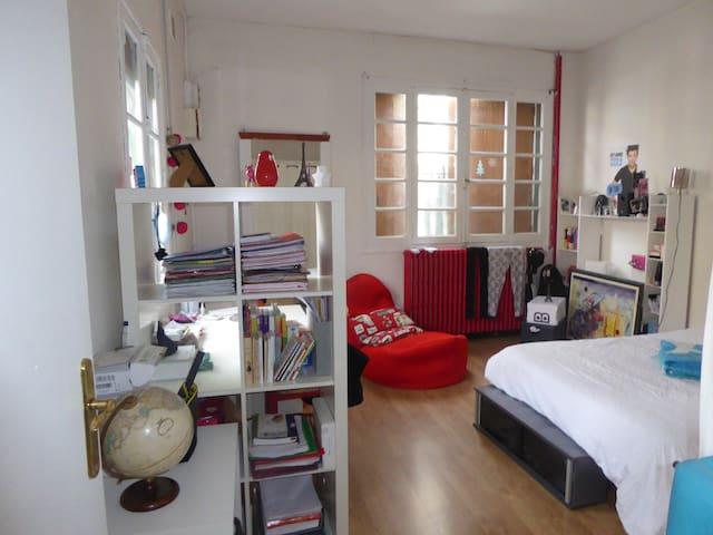 maison T3 centre ville de toulouse - Toulouse - House
