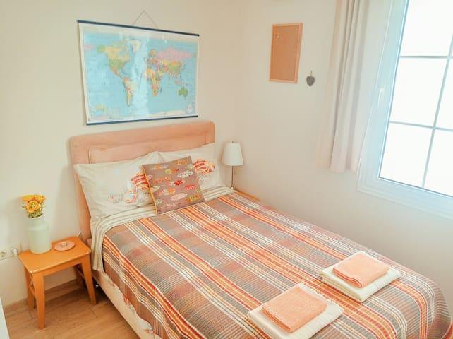 2nd DB bedroom // 2.Yatak Odası