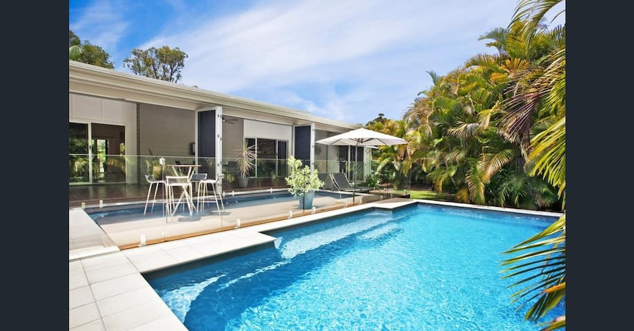 Tropical Paradise in Noosa